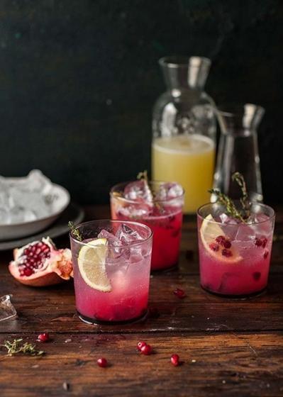 تزیین شربت آبمیوه پذیرایی خواستگاری