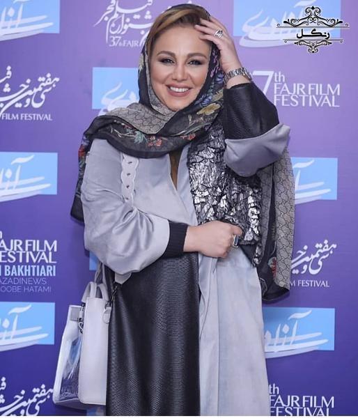 مدل مانتو و تیپ بازیگران خانم در جشنواره فیلم فجر