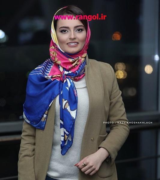 آموزش مدل بستن روسری ایرانی