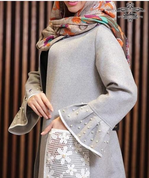 مدل مانتوی شیک دخترانه امسال