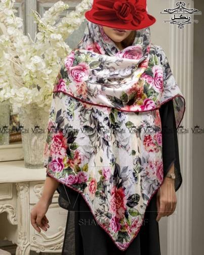 مدل شال روسری عید 98