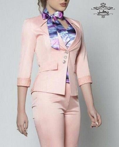 مدل کت شلوار شیک دخترانه زنانه لباس خواستگاری
