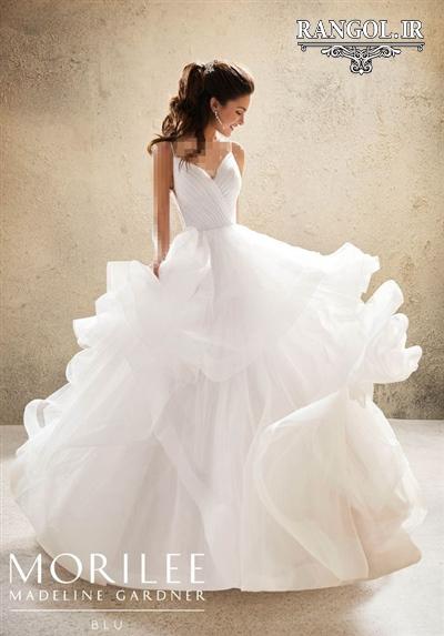 لباس عروس چین چین rangol